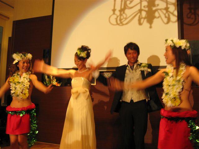 さっちゃんの結婚式